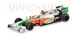 Force India VJM03 #14 V. Liuzzi 2010