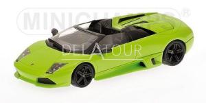 Lamborghini Murcielago LP640 Roadster Green