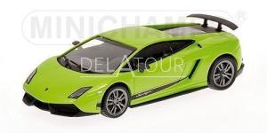 Lamborghini Gallardo LP560-4 Superleggera Green
