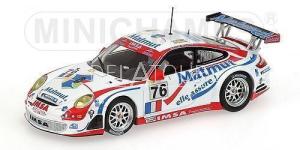 Porsche GT3 RSR #76 24H LeMans 2007