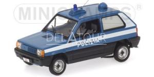 Fiat Panda 45 Polizia Italiana 1980