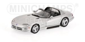 Dodge Viper Cabrio 1993 Silver