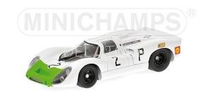 Porsche 908K #2 Winners ADAC 1000km 1968