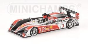 Audi R10 #3 24H LeMans 2008