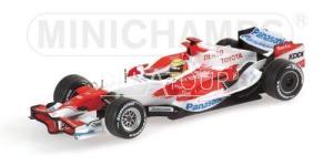 Toyota TF107 #11 R. Schumacher 2007