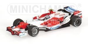 Toyota TF107 #12 J. Trulli 2007