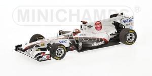 Sauber F1 K. Kobayashi Showcar 2011
