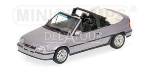 Opel Kadett GSI Cabriolet 1989 Saturn grey