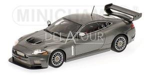 Jaguar XKR GT3 2008 Grey Metallic
