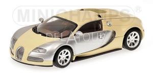 Bugatti Veyron Centenaire 2009 Beige & Chrome