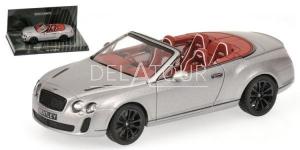 Bentley  Continental Supersports Cabrio 2010 Grey