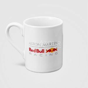 Red Bull Racing Mug White