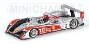 Audi R10 #2 24H LeMans 2007