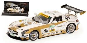 Mercedes SLS GT3 #32 ADAC GT Masters 2011