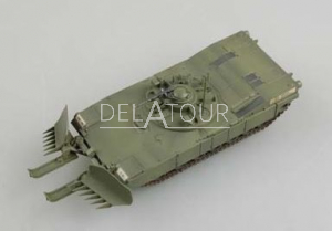 M1 Panther with Mine Plow