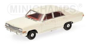 Opel Kapitan 1964 White