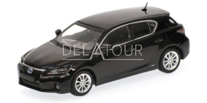 Lexus CT200H 2010 Black