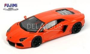 Lamborghini Aventador LP700-4 2012 Arancio