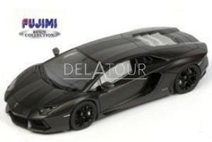 Lamborghini Aventador LP700-4 2012 Nero Opaco