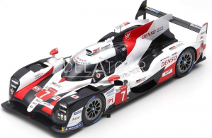 Toyota TS050 #7 2nd 24H LeMans 2019