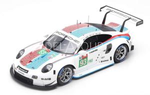 Porsche 911 991 RSR #93 24H LeMans 2019