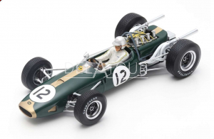 Brabham BT19 #12 J. Brabham French GP 1966