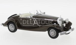 Mercedes-Benz Type 290 Roadster 1936 Brown