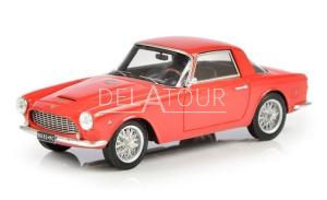 Cisitalia DF85 Coupe by Fissore 1961 Red