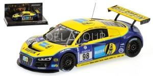 Audi R8 LMS #98 24H Nurburgring 2009