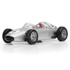 F1 Porsche 718 #6 G. Hill Solitude GP 1960