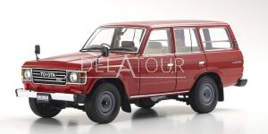Toyota Land Cruiser J60 1980 Red
