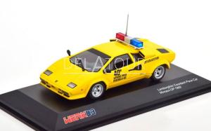 Lamborghini Countach 5000S Safety Car F1 1982