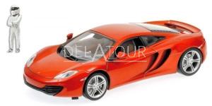 McLaren MP4-12C Top Gear 2011 Orange