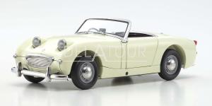 Austin Healey Sprite Open Spider 1958 Old White