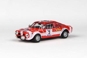 Skoda 200RS #3 Rally Barum 1974