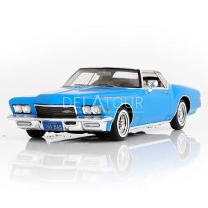 Buick Riviera 1971 Stratomist Blue