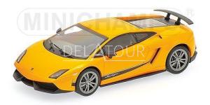 Lamborghini Gallardo LP560-4 Superleggera Orange