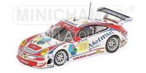 Porsche 911 GT3 RSR #76 24H LeMans 2009