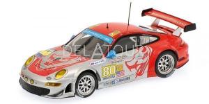 Porsche 911 GT3 RSR #80 24H LeMans 2009