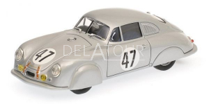 Porsche 356 #47 24H LeMans 1951