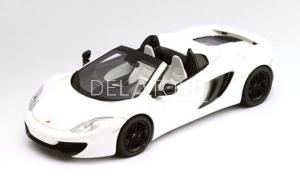 McLaren MP4-12C Spider 2013 White