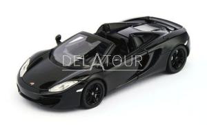 McLaren MP4-12C Spider 2013 Carbon Black