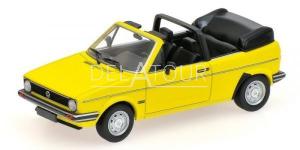 Volkswagen Golf Cabriolet 1980 Yellow