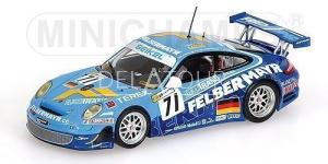 Porsche 911 GT3 RSR #71 24H LeMans 2007