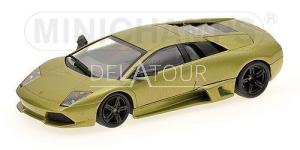 Lamborghini Murcielago LP640 2006 Green Metallic