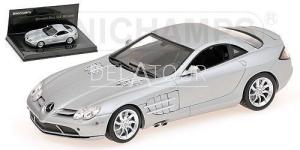 Mercedes-Benz  SLR McLaren 2004  Matt Silver