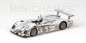 Audi R8 #5 24H LeMans 2002