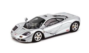 McLaren F1 XP-3 1993 Experimental Prototype Silver