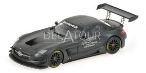 Mercedes SLS AMGT GT3 2012 45 Year Performance