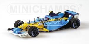 Renault R23 #7 J. Trulli  2003